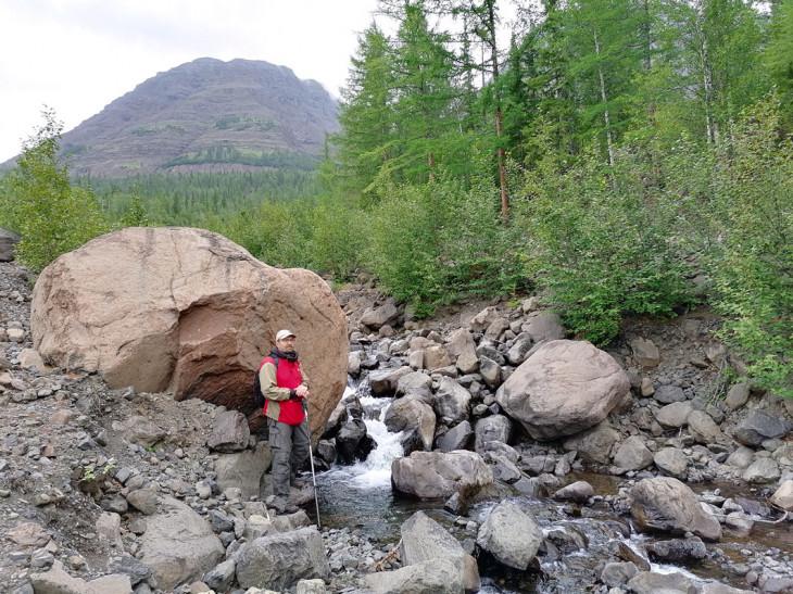 Дорога к водопаду